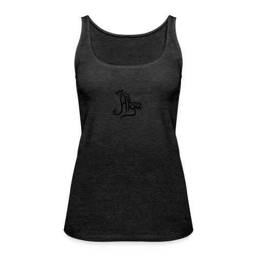 hw J9niF - Camiseta de tirantes premium mujer