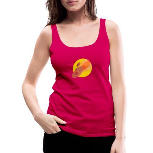 Asteroide - Camiseta de tirantes premium mujer