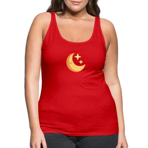 luna - Camiseta de tirantes premium mujer