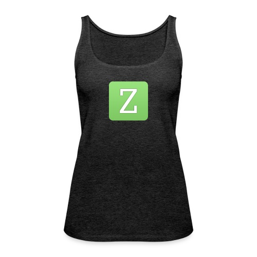New Zarp Update : Zarp Merch - Women's Premium Tank Top