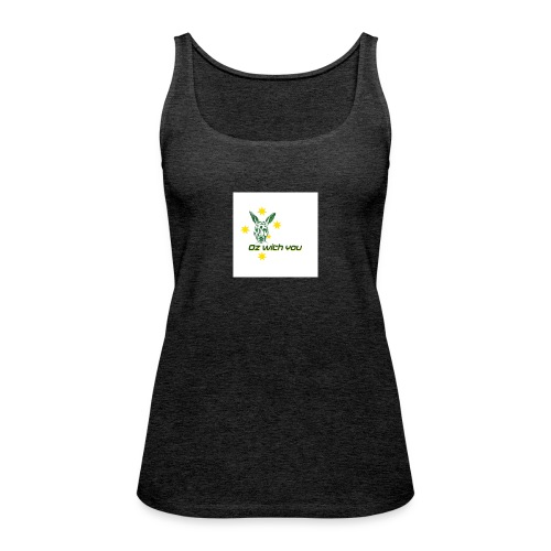 Oz with you - Camiseta de tirantes premium mujer
