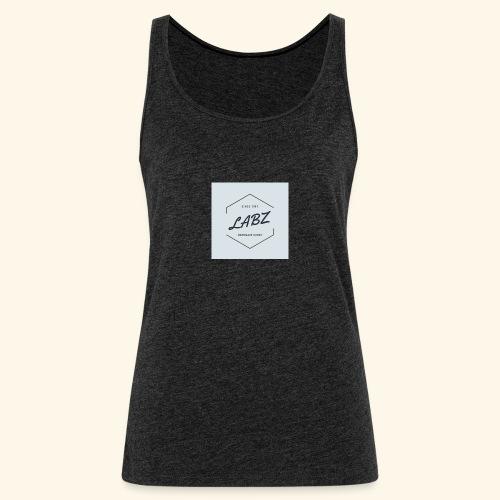LABZ - Camiseta de tirantes premium mujer