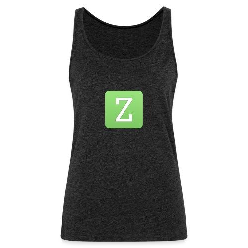 New Zarp Update : Zarp Merch - Women's Premium Tank Top