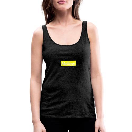 mellow Yellow - Women's Premium Tank Top