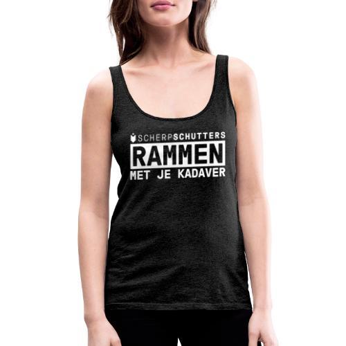 RAMMEN - Vrouwen Premium tank top