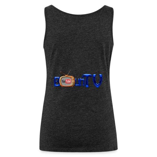 BounTV Logo - Frauen Premium Tank Top