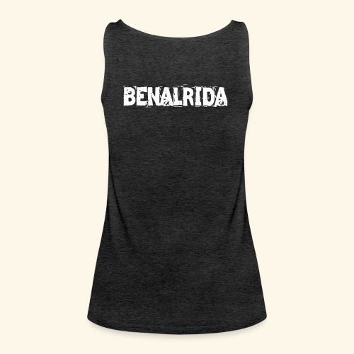 Benalrida_big - Camiseta de tirantes premium mujer