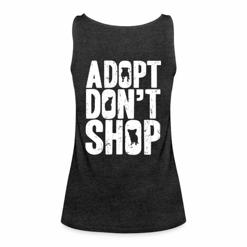 adopt - Vrouwen Premium tank top