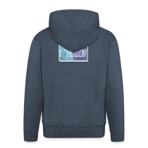 Dublin Distressed Flag T-Shirt - Men's Premium Hooded Jacket