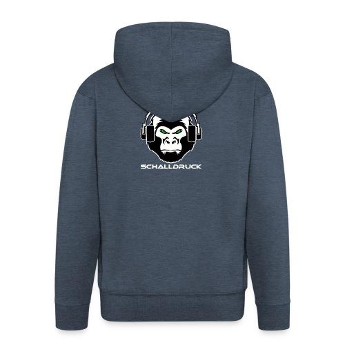 WolfsBeast - Männer Premium Kapuzenjacke