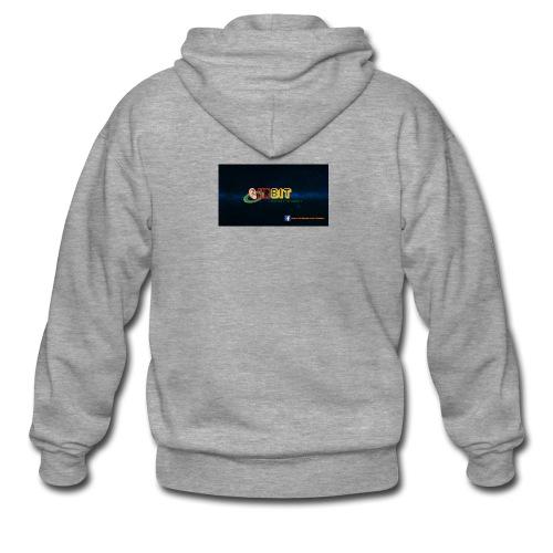 OhrBit Logo - Männer Premium Kapuzenjacke