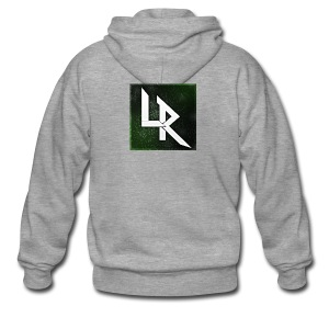LAVARIXY LOGO - Men's Premium Hooded Jacket
