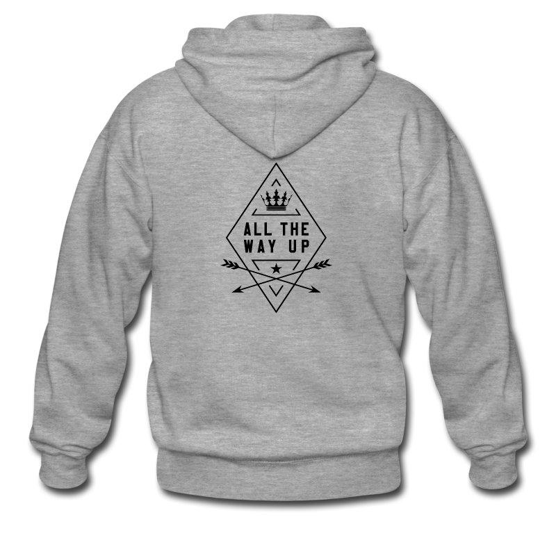 atwu_black - Men's Premium Hooded Jacket
