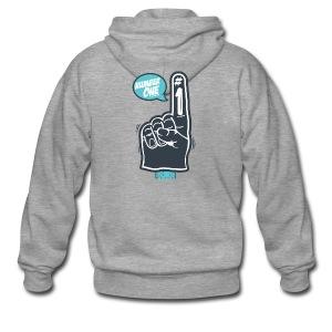 HAND - Chaqueta con capucha premium hombre