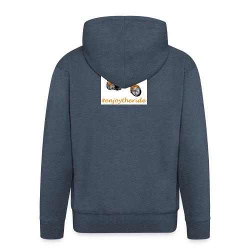 enjoytheride - Veste à capuche Premium Homme