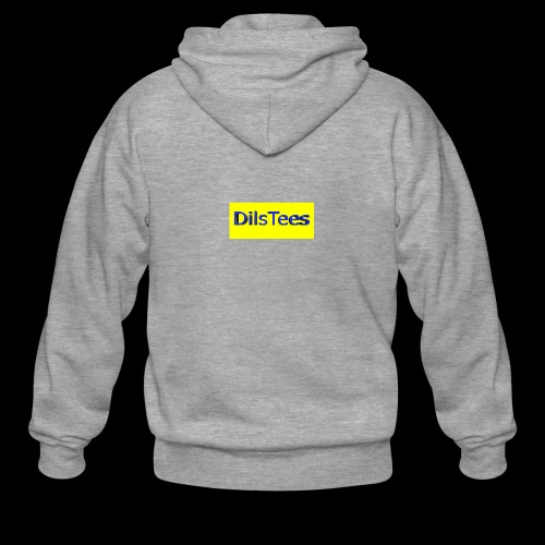 DilsTees - Men's Premium Hooded Jacket