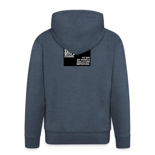 skillz - Men's Premium Hooded Jacket