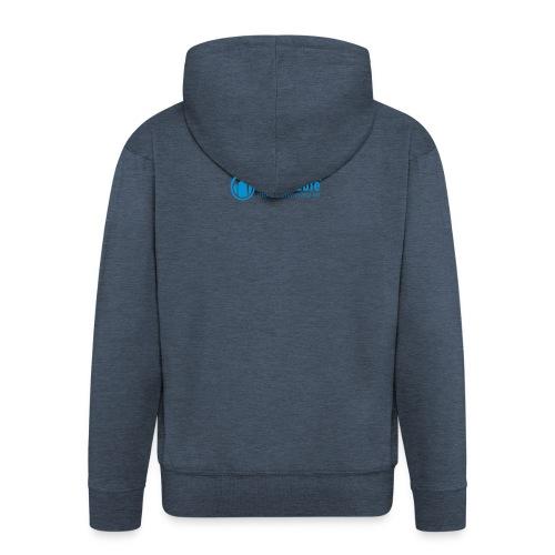 T-Shirt med bra power - Sverige - Premium-Luvjacka herr