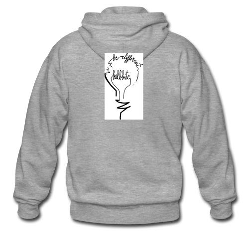 camiseta-original-chico-modelo-bulbbite-logo-bulb- - Chaqueta con capucha premium hombre