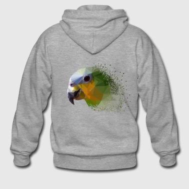 perroquet - Veste à capuche Premium Homme