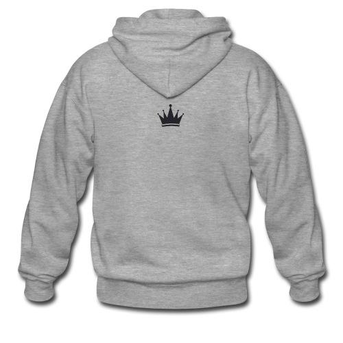 Sinsoires Crown - Männer Premium Kapuzenjacke