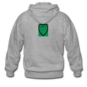 Ireland always in my heart - Men's Premium Hooded Jacket