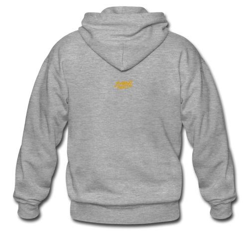 String LogoOrange - Veste à capuche Premium Homme