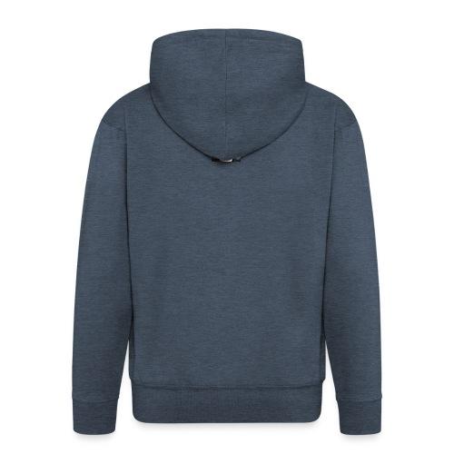 The master of autism - Men's Premium Hooded Jacket