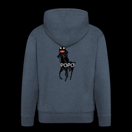 Popo Merch #3 POPO LAUREN - Premium-Luvjacka herr
