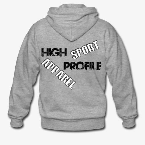 HIGH PROFILE SPORT - Men's Premium Hooded Jacket