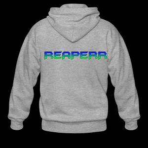 Reaperr - Men's Premium Hooded Jacket