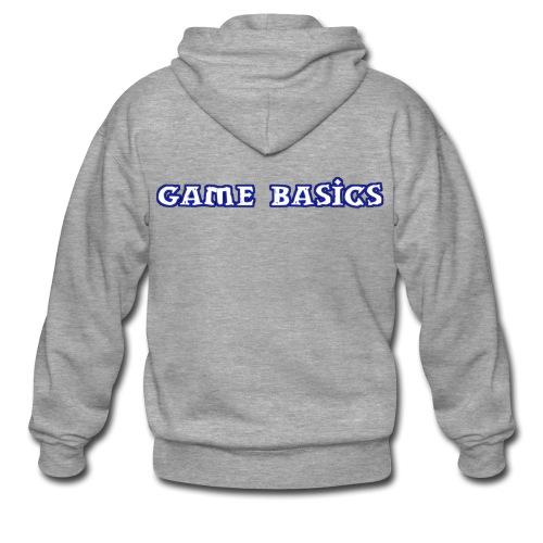 Game Basics Design - Männer Premium Kapuzenjacke