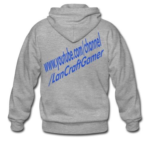 Delux LanCraftGamer Clothes/Accessories - Premium-Luvjacka herr
