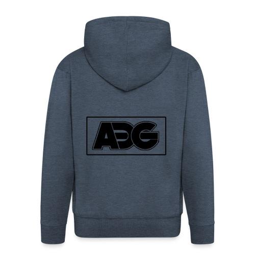 ADG T-Shirt kinderen - Mannenjack Premium met capuchon
