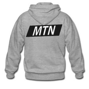 MTN BoxLogo T-shirt herre - Men's Premium Hooded Jacket