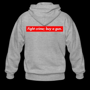 Fight crime; buy a gun. - Premium-Luvjacka herr