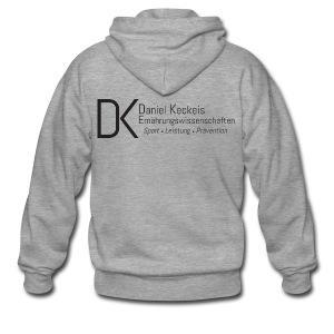 Daniel Keckeis - Männer Premium Kapuzenjacke