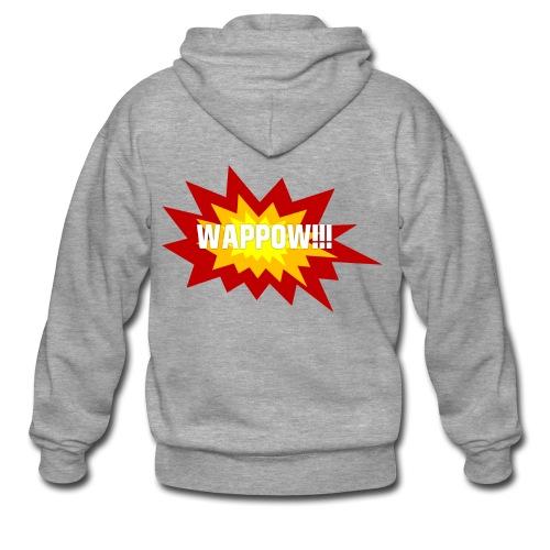 Wappow - Men's Premium Hooded Jacket