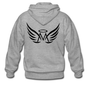 Med'ange - Veste à capuche Premium Homme
