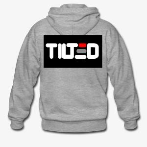 Tilted logo - Premium-Luvjacka herr