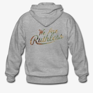 RsC we are ruthless - Men's Premium Hooded Jacket