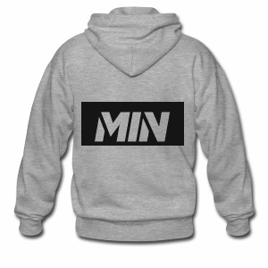MIN Products for fans - Men's Premium Hooded Jacket