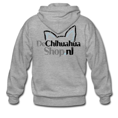 De Chihuahua Shop Logo - Mannenjack Premium met capuchon