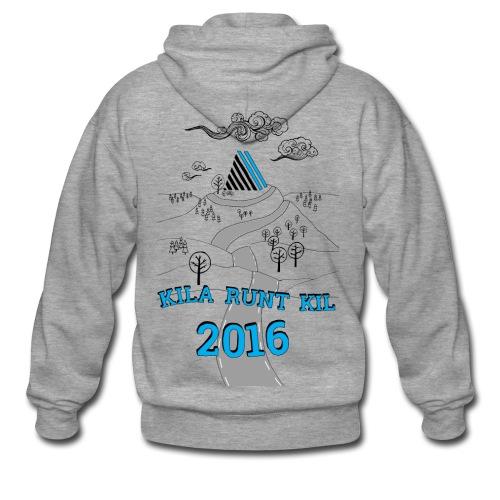 Kila runt Kil 2016 - Dam - Premium-Luvjacka herr