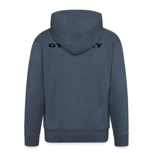 GYMARMY - Männer Premium Kapuzenjacke