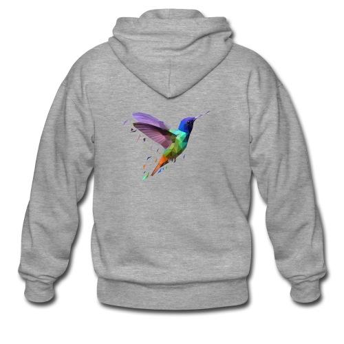 Polybird Pixels - Premium Hettejakke for menn