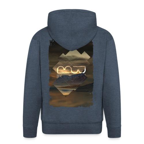Women's shirt Album Art - Men's Premium Hooded Jacket