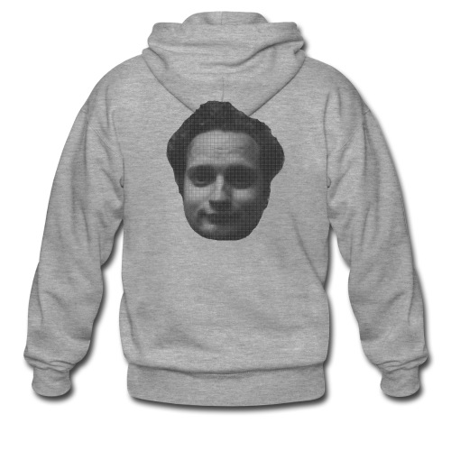 Het Wim Shirt. - Mannenjack Premium met capuchon