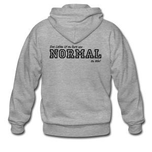 NORMAL - Männer Premium Kapuzenjacke