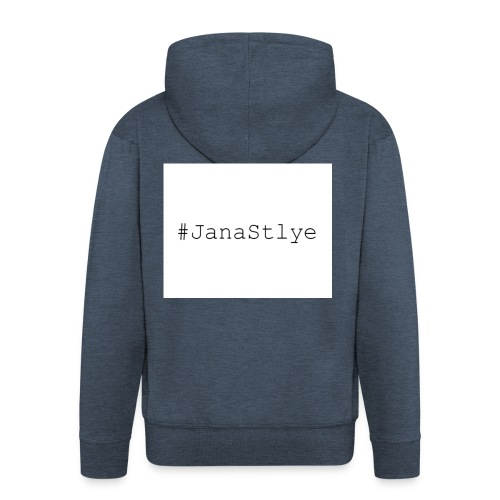 #JanaStyle Design by Noah - Männer Premium Kapuzenjacke